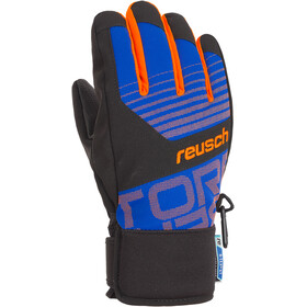 Reusch Torbenius R-TEX XT Gloves Junior dazzling blue/orange popsicle